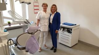 Wywiad z dr Grażyną Opiłką, właścicielką Ceramdent Stomatologia Estetyczna w Katowicach - Obrazek
