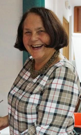Poetka i pisarka Małgorzata  Orzechowska-Brol napisała o naszym Klubie - Obrazek
