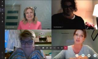 Spotkania online Klubu Kobiet Kultura Sukcesu - Obrazek